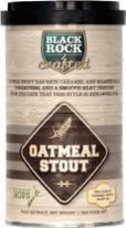 Blackrock Crafted Oatmeal Stout 1.7 Kg Beer Kit